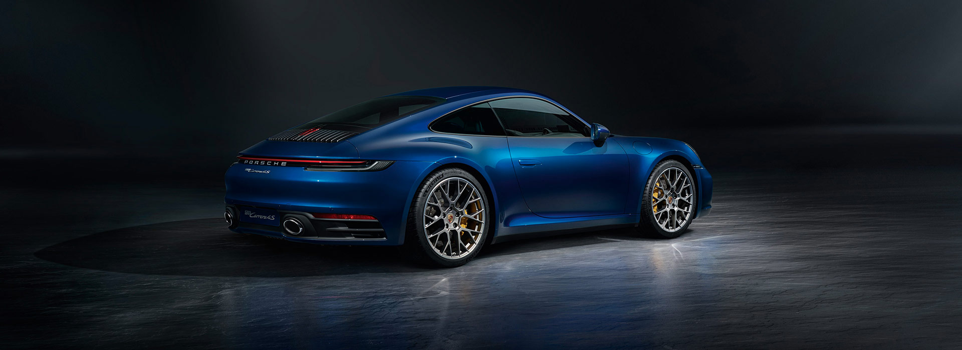 Timeless Machine - The new 911 - 2020