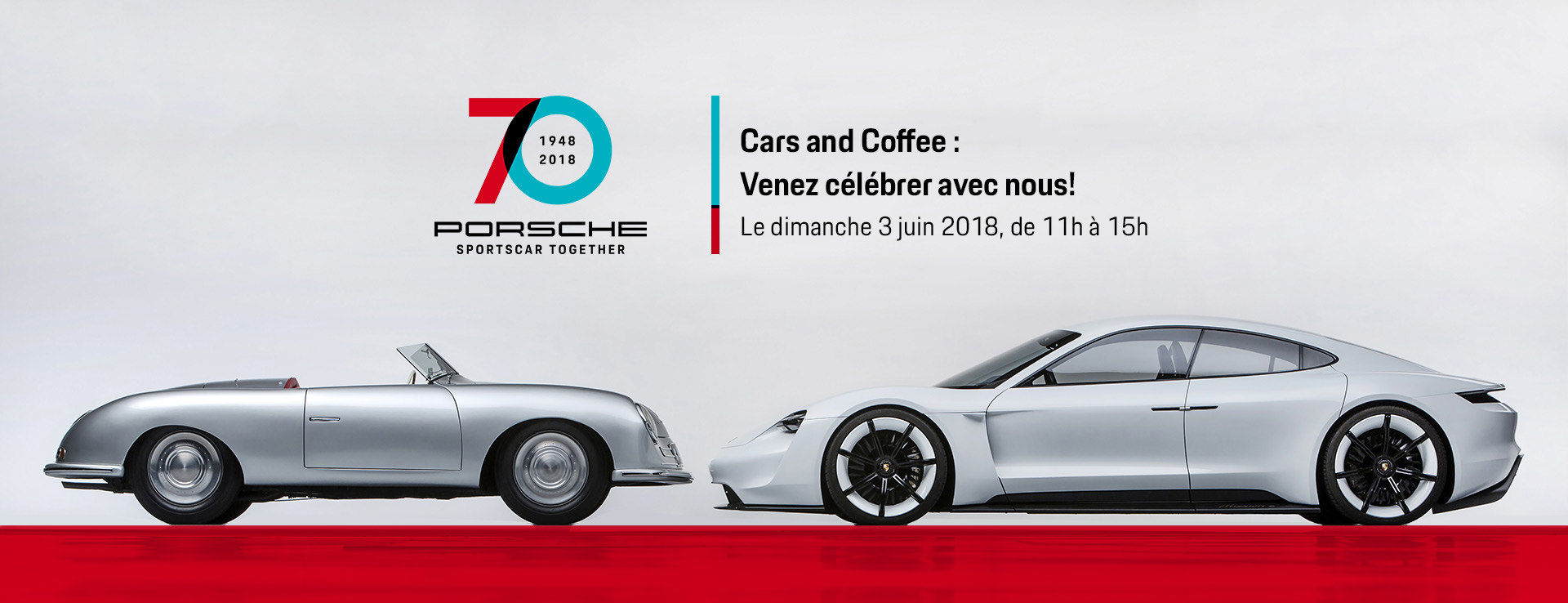 Cars & Coffee Sportscar Together Day - Les Classiques
