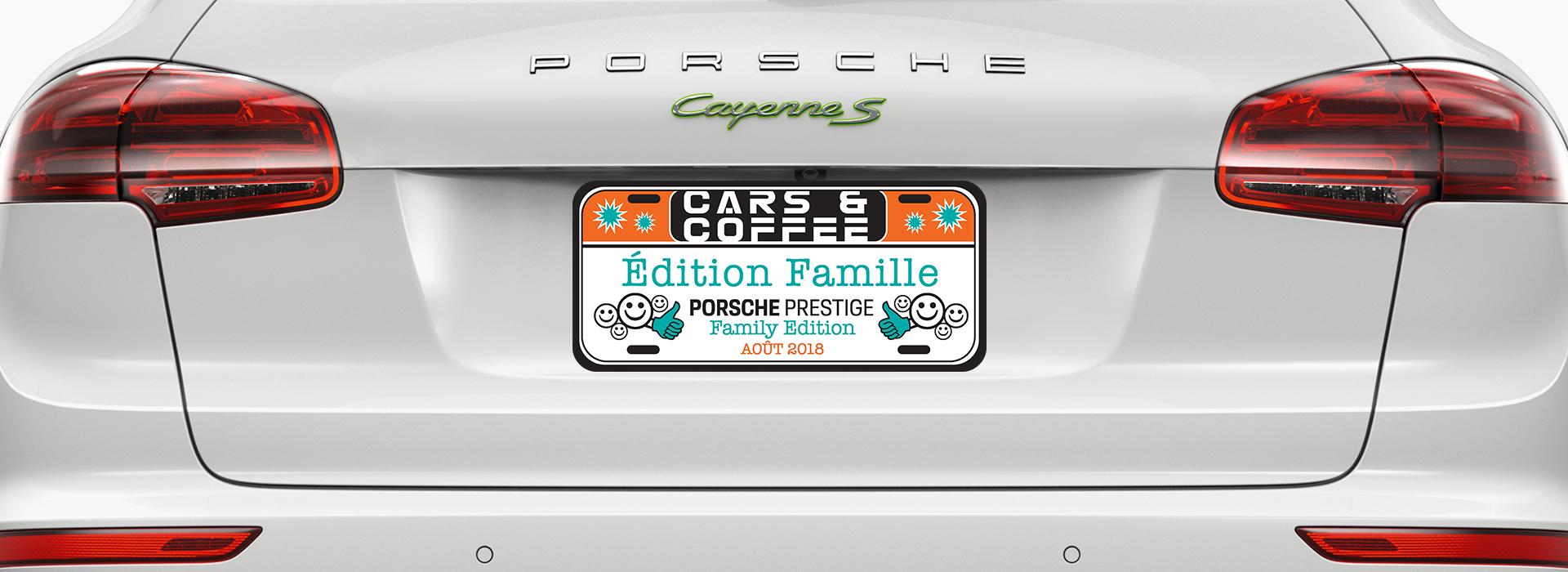 Porsche Prestige Cars and Coffee